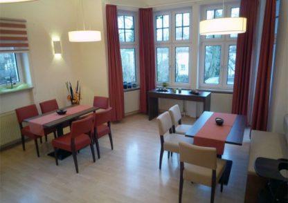 Möblierung Aufenthaltsraum Ronald-McDonald-Stiftung Jena