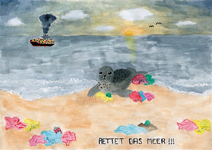 Rettet das Meer