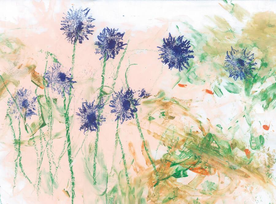 Blumenwiese I